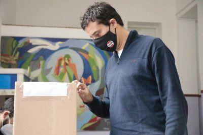 UCR bonaerense: Ganó Maxi Abad y es el nuevo presidente