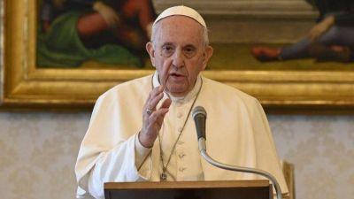 El Papa recuerda a víctimas de la mafia y Día Mundial del agua