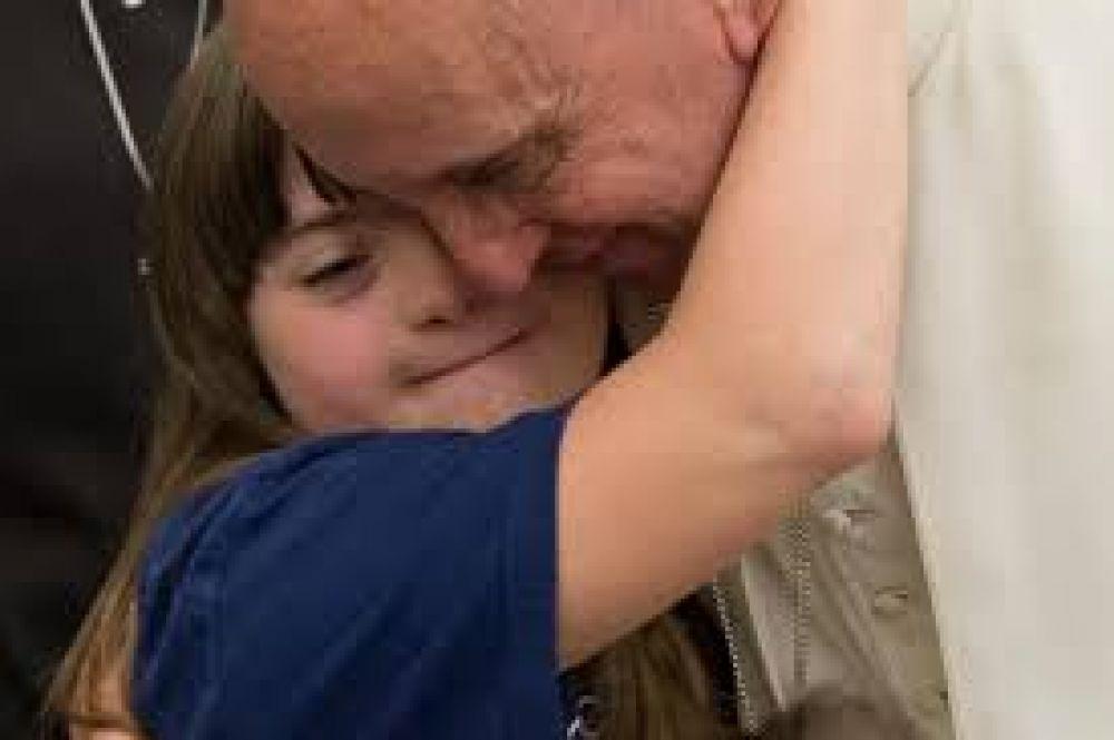 Papa Francisco en el Día del Síndrome de Down: Todo niño es un don para la familia