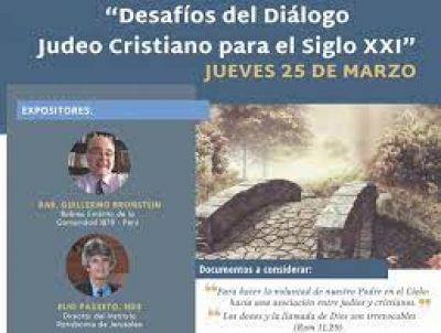 Desafíos del diálogo judeo cristiano para el siglo XXI