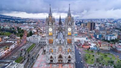 El Papa designa a Quito sede del Congreso Eucarístico 2024