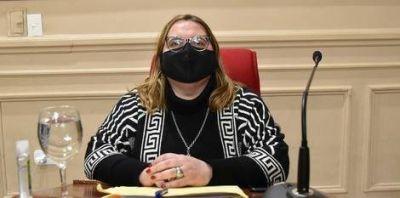 Romina Buzzini fue reelecta Presidenta del Comité Radical