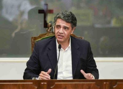 ¿Jorge Macri será candidato a Diputado Nacional?