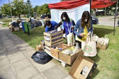Festival de canje solidario: se recolectaron cerca de dos toneladas de residuos