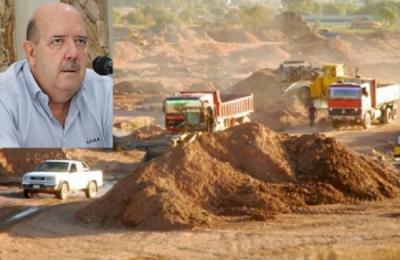 """AOMA contundente: """"Los trabajadores que extraen arenas son mineros"""""""