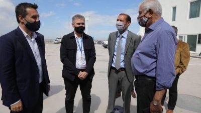 El Gobernador de Neuquén destacó el rol de los gremios petroleros durante la pandemia
