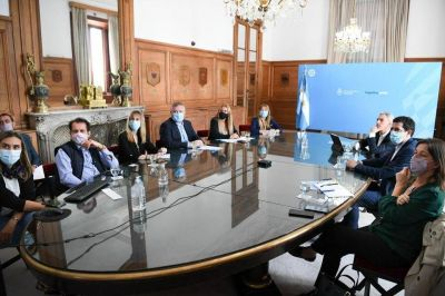 Reunión entre ministros y gobernadores para definir nuevos controles en las  fronteras