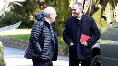 Martín Guzmán y Joseph Stiglitz se encontraron en New York para analizar la situación global y la negociación con el FMI