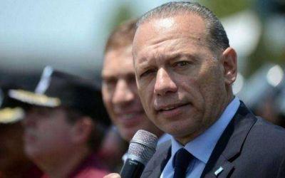 Ante el Presidente, intendentes del PJ volvieron a la carga contra Berni
