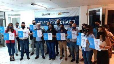 El RENATRE participó del primer encuentro interinstitucional contra la trata de personas en Chaco
