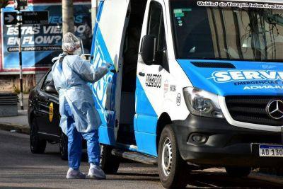 Reportan 102 nuevos casos de coronavirus y 107 altas en Mar del Plata