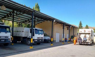 Medida de fuerza generó dificultades en Esquel con la recolección de residuos