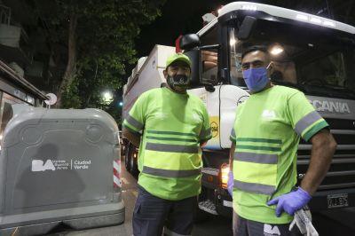 Reconocimiento a los recolectores de residuos en su día
