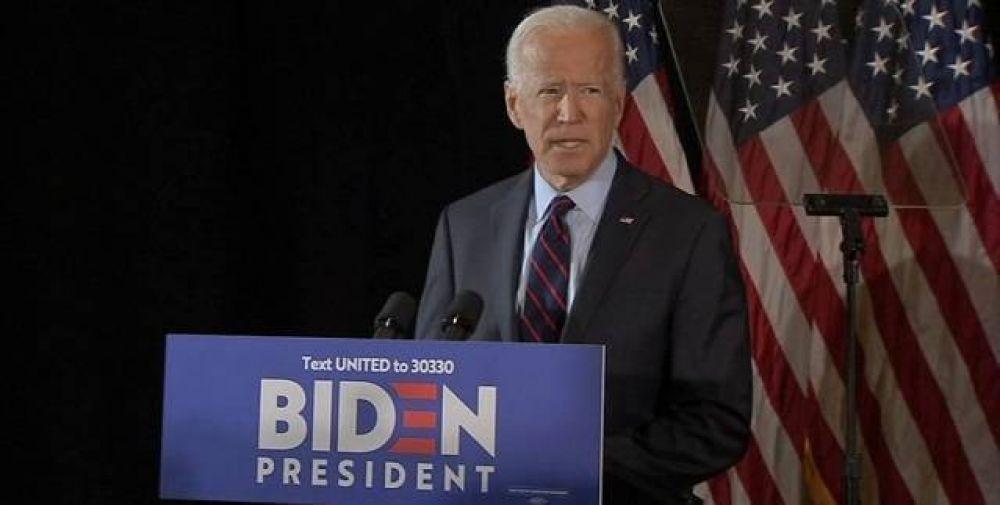 Investigan por conducta inapropiada a sacerdote que celebró Misa inaugural de Joe Biden