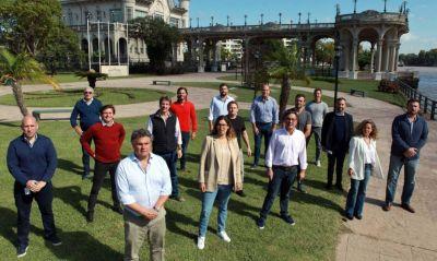 Presentaron 'La Territorial', la nueva agrupación en Juntos por el Cambio