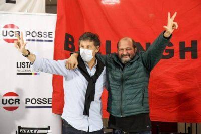 """Carusso: """"Logramos un resultado contundente en San Martín a pesar de la intromisión de gente de otros partidos"""""""