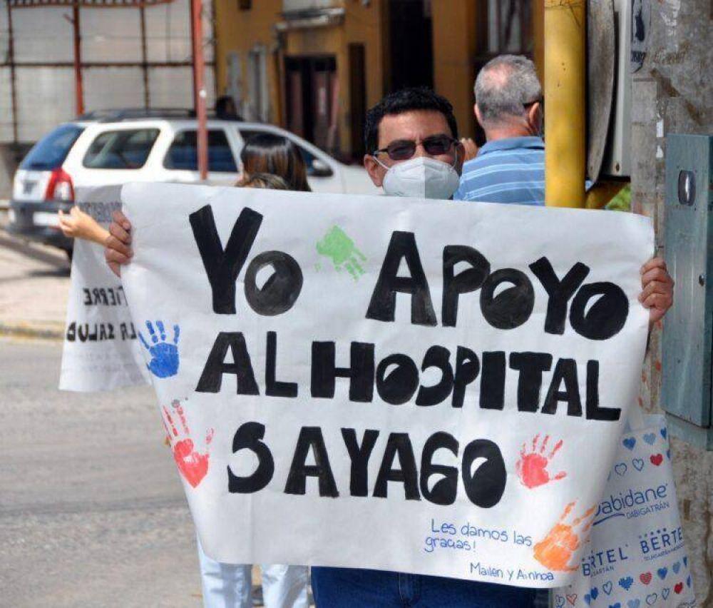 Conflicto en la salud: ministerio de Trabajo convocó al municipio y a ATE a una audiencia