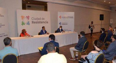 El Consejo Económico y Social de Resistencia inició sus reuniones plenarias