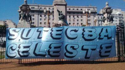 La Agrupación Celeste pide elecciones para desplazar a Genta de SUTECBA