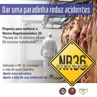 La uberización del trabajo y la NR36