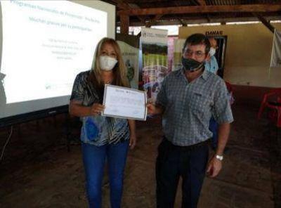 Finalizó un ciclo de capacitaciones sobre Buenas Prácticas del Té para trabajadores rurales de Misiones