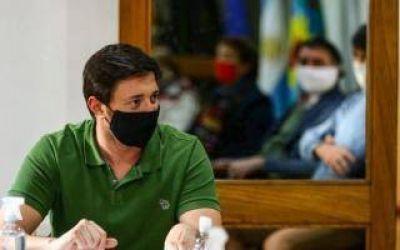 Corrupción con tarjetas Alimentar: El intendente de Pinamar hizo su descargo