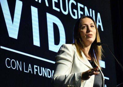 La autocrítica de Vidal en su reaparición pública