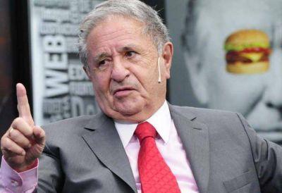 PJ Bonaerense: Duhalde se suma a Gray e impugna la candidatura de Máximo Kirchner
