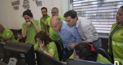 A cinco años de su creación, SAME Lanús contabilizó 100 mil auxilios