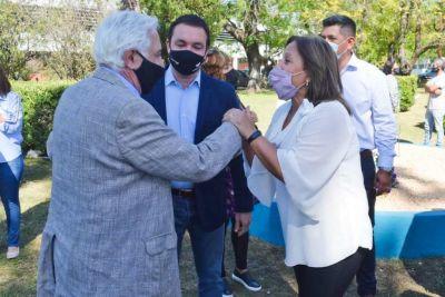 Florencio Varela plantó Memoria