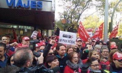 La sindicalista de Coca Cola Mercedes Pérez ocupará el escaño que dejará Iglesias en el Congreso