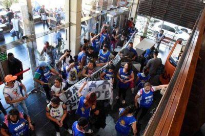 La CTA Autónoma tomó distancia de los militantes de una organización social que atacaron el Diario Río Negro y agredieron a periodistas