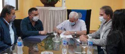 La UOM firmó un convenio de cooperación para actividades educativas