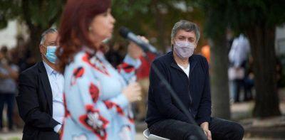 Cristina no oculta más sus diferencias con Guzmán por la deuda y exige una negociación más agresiva