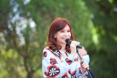 Cristina Kirchner sobre el 24 de marzo: