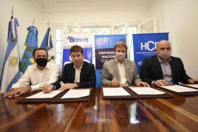 En Almirante Brown. un equipo de investigación de la UNAB revisará los decretos de la dictadura