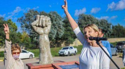 En  Cañuelas  se conmemoró el Día de la Memoria por la Verdad y la Justicia, acto oficial