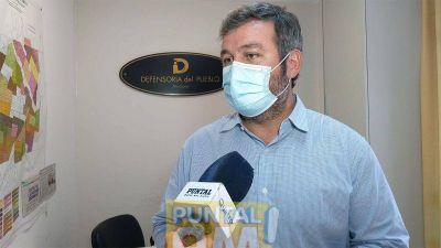 Rins, reelecto defensor del Pueblo: