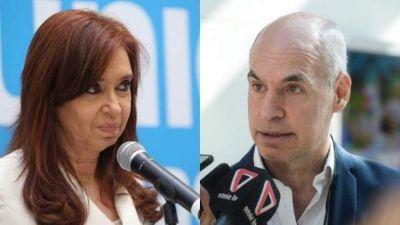 Cristina Fernández elogió las