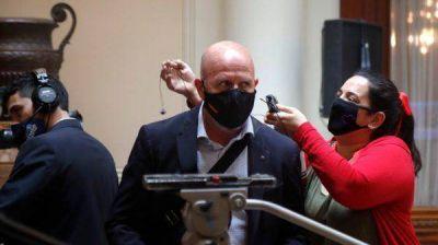 Negri tampoco juntó quórum para anticipar el debate de Ganancias