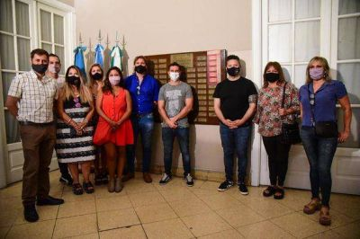 La Municipalidad de Merlo realizo acto de Memoria y Justicia