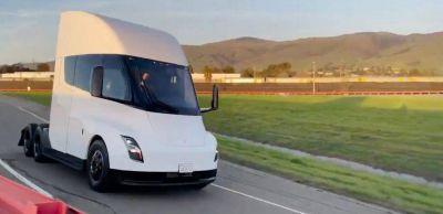 PepsiCo estrenará el Tesla Semi este mismo año cuando reciba sus 15 nuevos camiones eléctricos