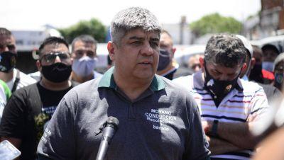 «No hay bloqueo: Cada vez que Camioneros hace un reclamo salen Clarín o La Nación a decir que hacemos un bloqueo»