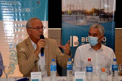 Con ministros e intendentes, se realizó en Berisso el Primer Consejo Regional de Salud