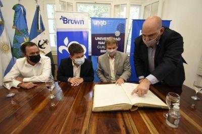 Almirante Brown: La Universidad Nacional se pone a la cabeza de la revisión de los decretos de la dictadura