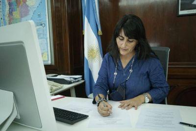 Argentina recibirá financiamiento de Portugal para realizar proyectos de abordaje de la problemática de los residuos