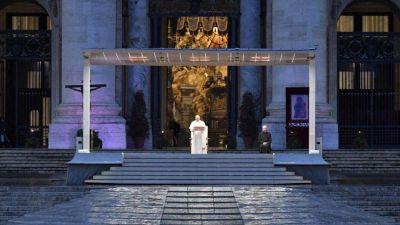 El Papa Francisco prepara, una vez más, una Semana Santa con distancia social
