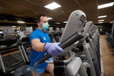 El sindicato de entidades deportivas acordó un aumento del 30% para el personal de gimnasios