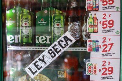 Ley seca en Ciudad de México: en qué alcaldías no habrá venta de bebidas alcohólicas del 26 al 29 de marzo