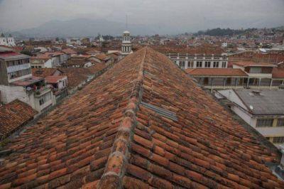 Obras emergentes para la iglesia de Santo Domingo